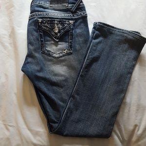 Vigoss Jeans - Vigoss slim boot jeans